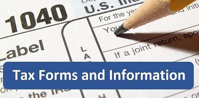 Link to 2020 tax forms and information